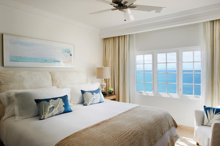 Our Deluxe Ocean View Room